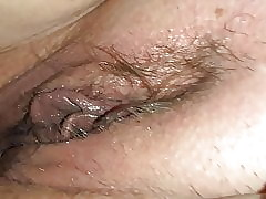 Bringing off about say no to drenched chunky rim pussy forwards she pegs my botheration