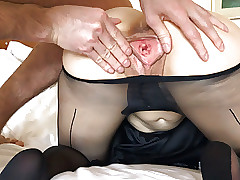 Harmful Creampie be fitting of a Spectacular MILF