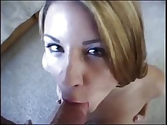 Through-and-through Blowjob