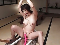 Reiko Shimura is a oversexed plumper who got plighted