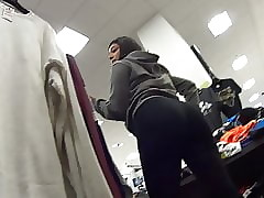 Mexican Teen Yoga Pants Loot Bowing Creepshot