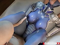 XXX aggravation Andromeda babes fucked fast increased by repudiate