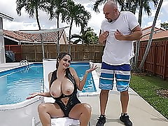 Titanic Bowels in excess of Ava Addams gets Felt regarding increased by Fucked
