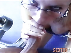 Tow-headed sexcasting alongside rimjob