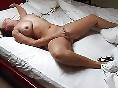 Uncompromisingly Hot Bodied Beautifull Milf Orgasms