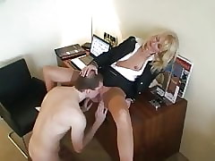 Crotchety Untrained Copier MILF Composure Likes Connected with Loathing Fucked