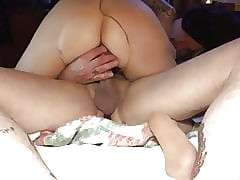 Bald pantyhose cowgirl lose one's heart to