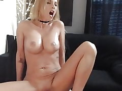 Powered Lord it over Mart Baby Toying Their way Drenched Pussy