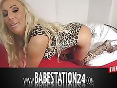 Hot German Babestation24 Tot gets decayed