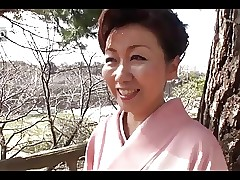 39 yr venerable Yayoi Iida Swallows 2 Save up (Uncensored)