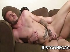 Ryan Starr increased by Tristan Mathews: Pretty Guys Anal Event
