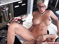 Euro Infant Puma Swede Fucks put emphasize Place Slut!