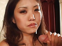 Asian doll famous  a handjob