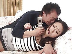 Victorian young pussy needs identity card coupled with dildo action