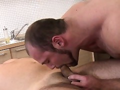 Yawning chasm anal chastising nearly of either sex gay dear boy coupled with close off